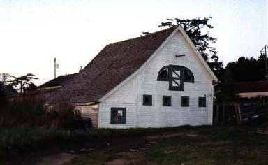 Coast Guard Barn