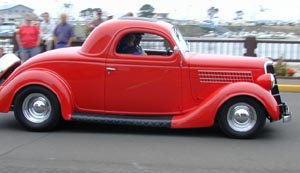 Westhaven Car Show
